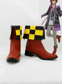 Kamigami no Asobi Loki Laevatein Cosplay Shoes