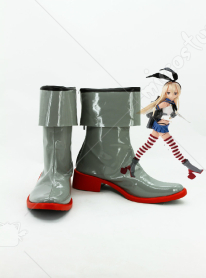 Kantai Collection Shimakaze Cosplay Shoes No Empennage