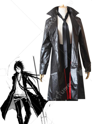 Katekyo Hitman Reborn Mukuro Rokudo 10years After Cosplay Costum