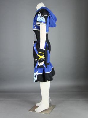 Kingdom Hearts II Sora Cosplay Costume