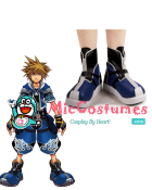 Kingdom Hearts II Sora Cosplay Shoes