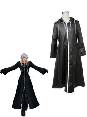 Kingdom Hearts Organization XIII Xemnas Cosplay Costume