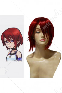 Kingdom Hearts Kairi Short Cosplay Wig