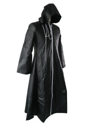 Kingdom Hearts Organization XIII Roxas Cosplay Costume