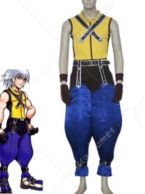 kingdom hearts riku cosplay costume for sale