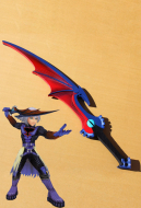 Kingdom Hearts Riku Cosplay Weapon Soul Eater