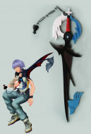 Kingdom Hearts Riku Cosplay Weapon Way to the Dawn