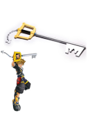 Kingdom Hearts Sora First Keyblade