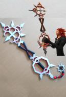 Kingdom Hearts Cosplay Keyblade Bond of Flame