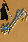 Kingdom Hearts Cosplay Keyblade Oathkeeper
