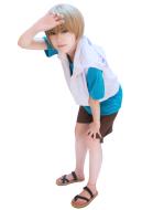 Kagerou Project Hibiya Amamiya Cosplay Costume