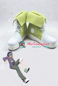 Kagerou Project Tsubomi Kido Cosplay Shoes