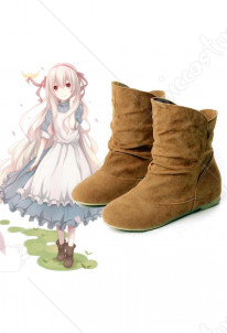 Kagerou Project Marry Kozakura Cosplay Shoes