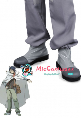 Log Horizon Shiroe Cosplay Shoes