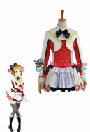 Love Live! 2nd season OP Hanayo Koizumi Cosplay Costume