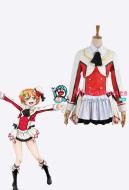 Love Live! 2nd season OP Rin Hoshizora Cosplay Costume