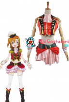 Love Live! 2 Dancing Stars On Me Honoka Kousaka Cosplay Kostüm