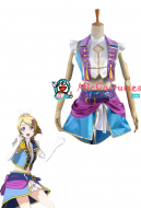 Love Live! 2 Dancing Stars On Me Eri Ayase Cosplay Costume