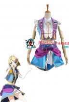 Love Live! 2 Dancing Stars On Me Eri Ayase Cosplay Kostum