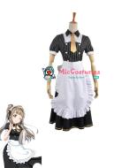 Love Live! Kotori Minami Maid Cosplay Costume