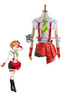 Love Live Rin Hoshizora Cosplay Costume