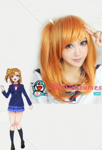 Love Live! Honoka Kousaka Cosplay Wig