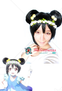 Love Live! Season 2 Niko Yazawa Cosplay Wig