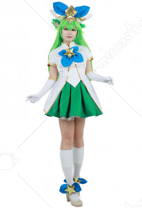 League Of Legends Star Guardian Lulu Cosplay Costume