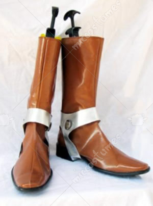 Macross Frontier Wizard Cosplay Shoes Boots
