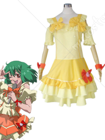 Macross Frontier Ranka Lee Cosplay Costume