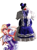 Macross Frontier Sheryl Nome Twin Star Cosplay Costume