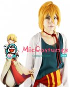 Magi The Labyrinth of Magic Alibaba Cosplay Wig