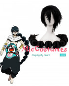 Magi The Labyrinth of Magic Judar Cosplay Wig