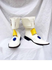 Magical Girl Lyrical Nanoha Takamachi Cosplay Shoes Boots