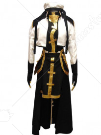 Magical Girl Lyrical Nanoha Hayate Yagami Cosplay Costume