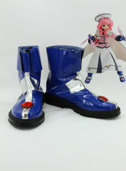 Magical Girl Lyrical Nanoha StrikerS Caro Ru Lushe Cosplay Shoes