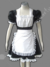 Maid Culture Dark Wing Angel Cosplay Costume