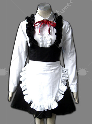Maid Culture Innocent Cosplay Costume