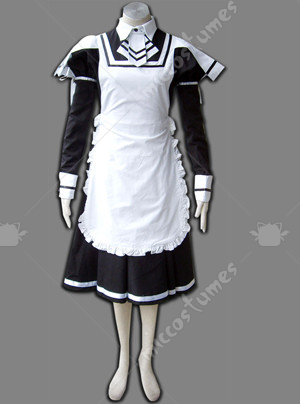 Maid culture sexy cosplay costume