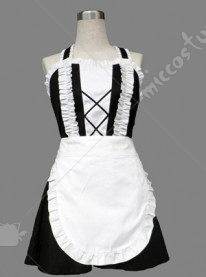 Maid Culture Temptation of The Devil Cosplay Costume