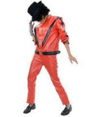 Michael Jackson Thriller Cosplay Costume