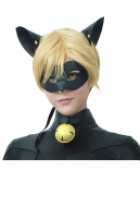 Black Cat Cosplay Wig