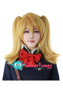 Seraph of the End Mitsuba Sangu Cosplay Wig