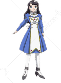 My Otome Lena Sayers Cosplay Costume