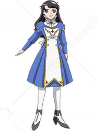 My Otome Lena Sayers gown cosplay costume