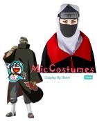 Naruto Akatsuki Kakuzu Cosplay Mask