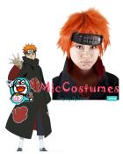 Naruto Akatsuki Pein Cosplay Wig