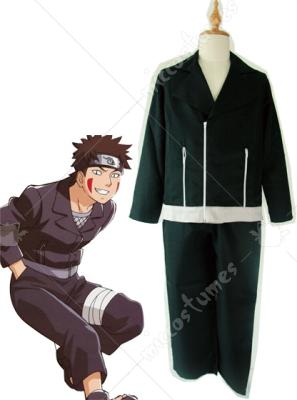 Naruto Inuzuka Kiba cosplay costume
