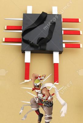 Killer Bee Naruto Sword