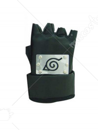 Naruto Ninja Leaf Village Gloves
